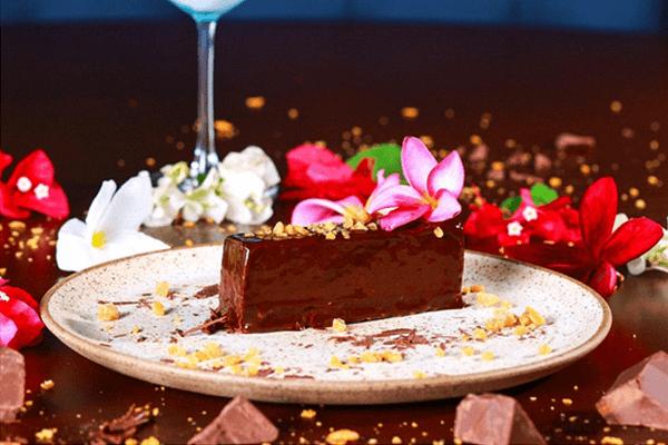 Fondant Praline de Chocolate