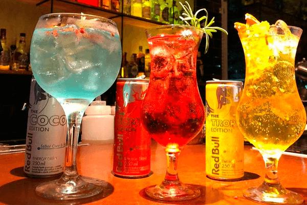 Drinks com Asa do Ada Coley Bar