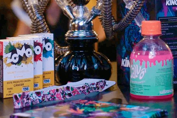 Produtos de tabacaria